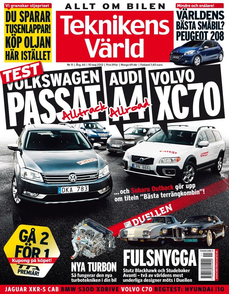 Teknikens Värld nummer 11 / 2012
