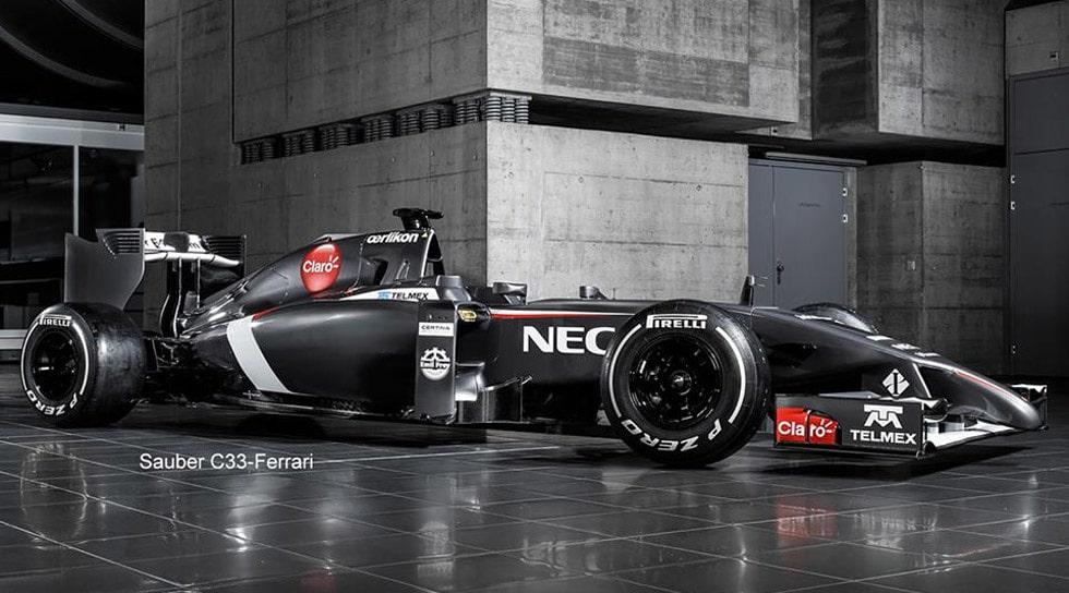 Sauber C33-Ferrari