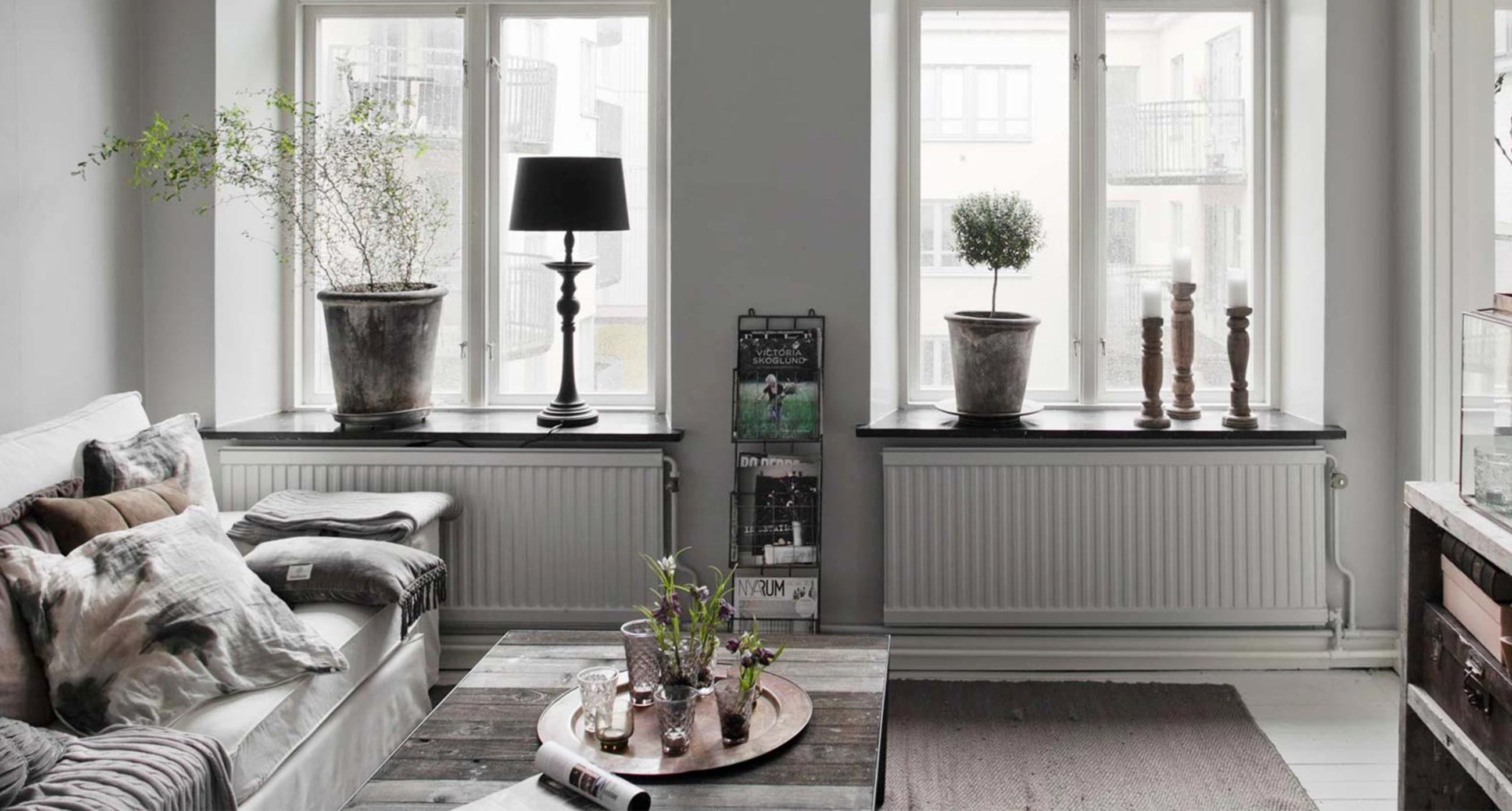Compact living – 5 smarta stiltips för en liten yta | Sköna hem