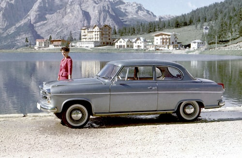 Borgward Isabella, 1959.