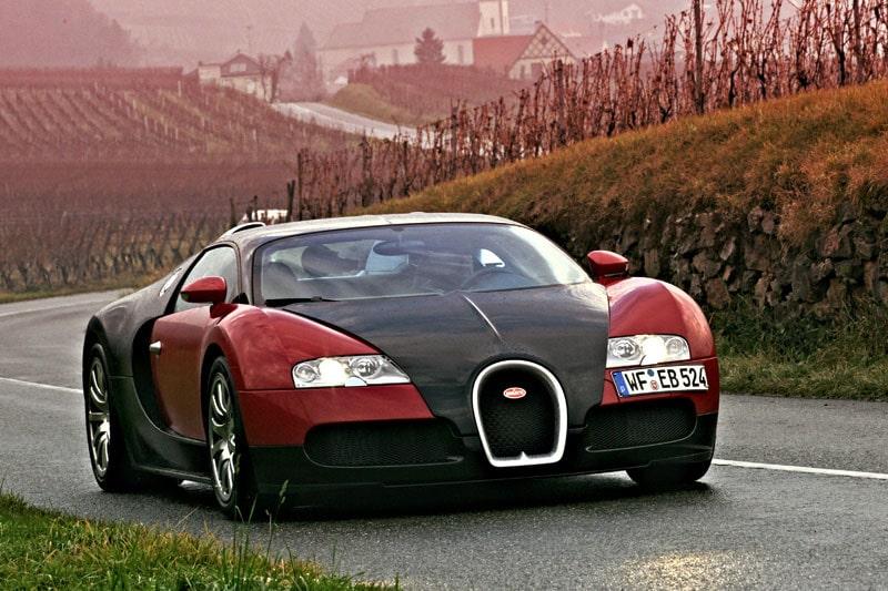 Bugatti Veyron 16.4 – drömmarnas bil hos många.
