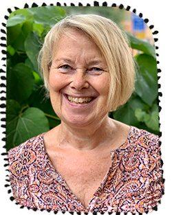 Ingrid Karlsson, förskolerektor.