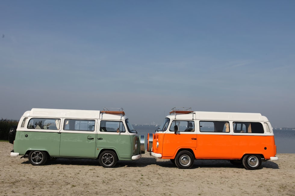 Volkswagen Kleinbuss