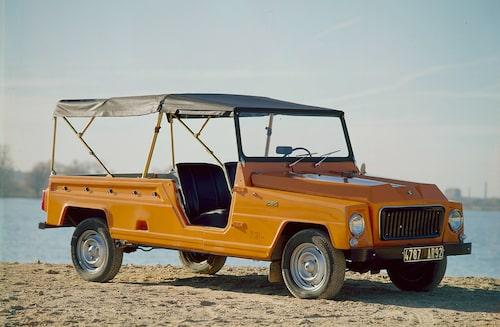 Renault Rodeo 1970-1987.