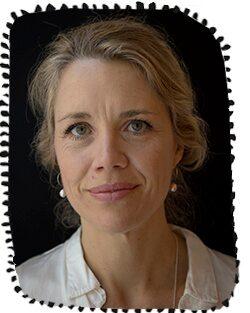 Mia Ahlberg, ordförande i Svenska barnmorskeförbundet.