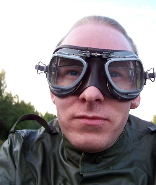 Tipsligan 2009 vanns av John Sjöstrand som fick en GPS-navigator för prestationen. Här ses han i en Lotus Mark VI.