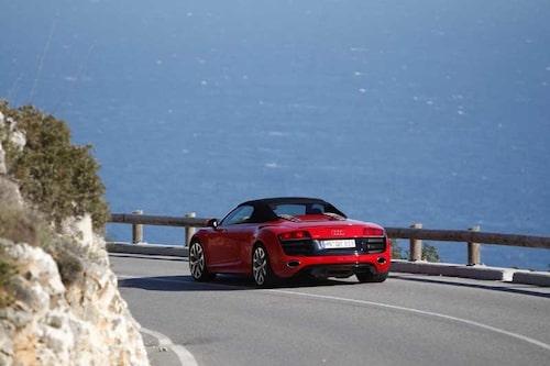 Cabrioleten kostar 128 000 kronor extra.