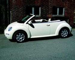 Volkswagen Beetle Cabriolet 1,8T