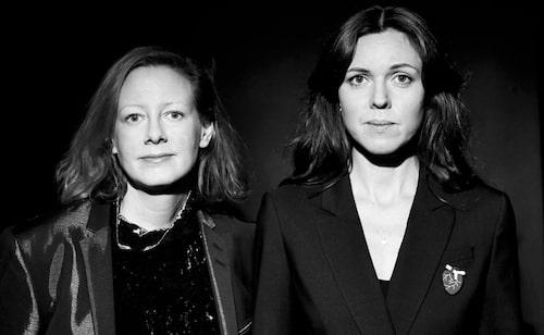 Els-Marie Enbuske och Karin Fritz har gjort jubileumskollektionen 1997 förTiger.