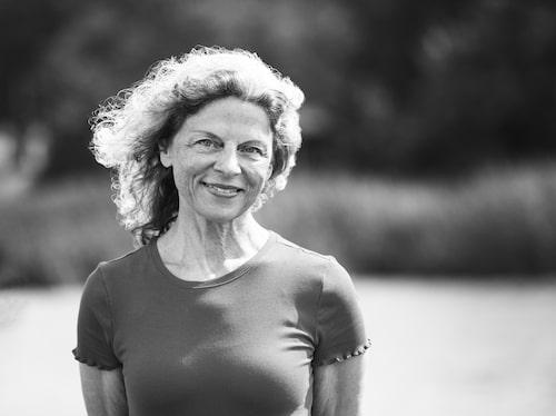 Hilde Löfqvist, överläkare och specialist inom gynekologi på S:t Görans sjukhus.