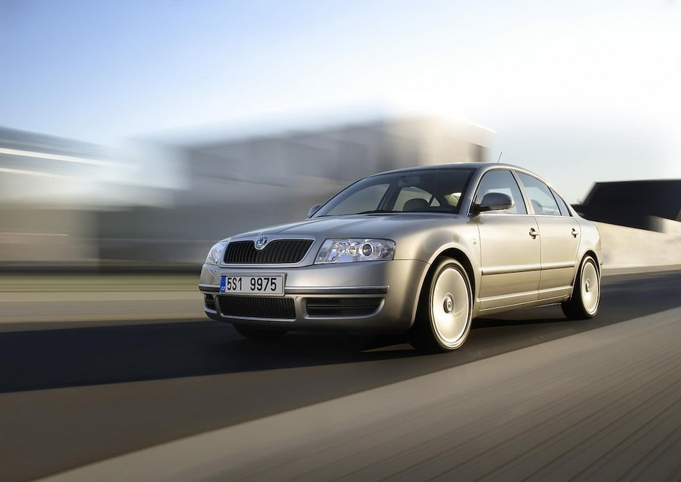 Skoda Superb generation 1