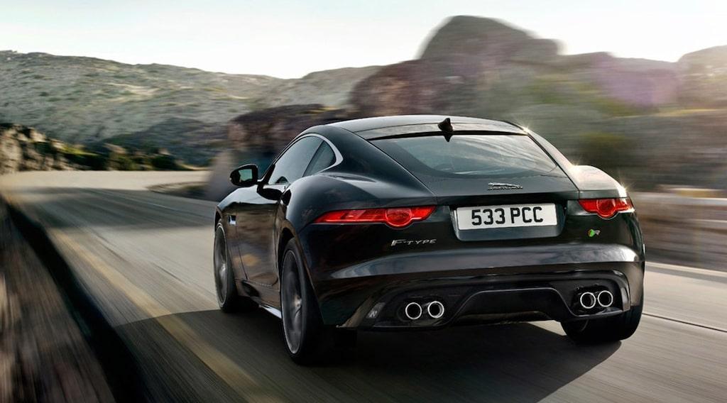 Jaguar F-Type Coupé R