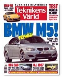 Teknikens Värld nummer 15 / 2004