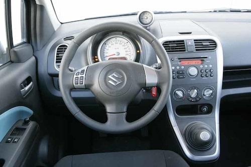 Rattnavet avslöjar vilken bil du sitter i.