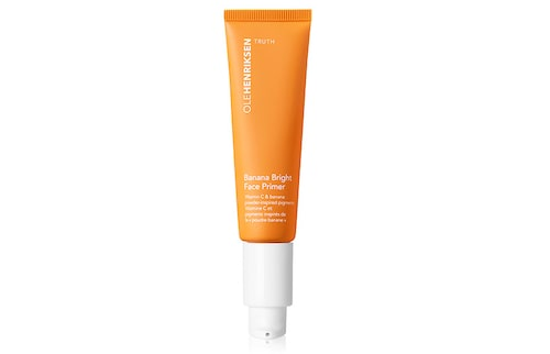 Recension på Banana bright face primer från Ole Henriksen.