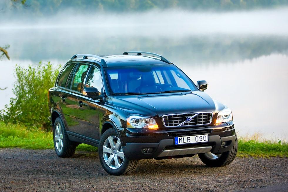 110510-ny Volvo XC90