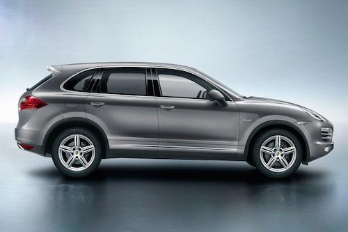Cayenne Diesel Platinum Edition