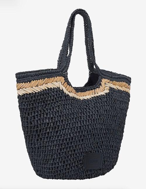 Flätad väska från Esprit.