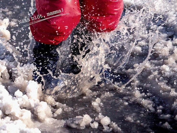 Ska vinterskorna användas på förskolan eller skolan så är det bra om de är tåliga, klarar slit och dåligt väder.