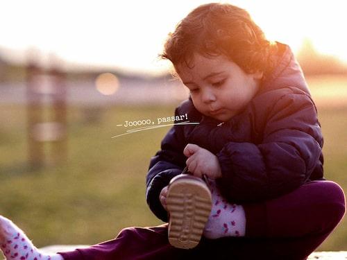 För att vara säker på att få rätt skostorlek för ditt barn är det viktigt att mäta både fötter och skor med jämna mellanrum.
