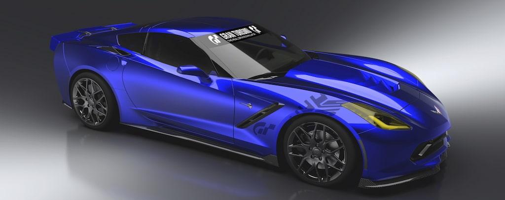 Chevrolet Corvette Stingray Gran Turismo® Concept