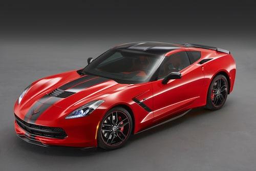Chevrolet Corvette Stingray Coupe Pacific Concept
