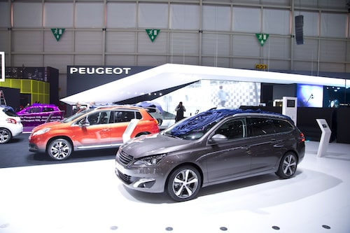 Nya Peugeot 308 SW