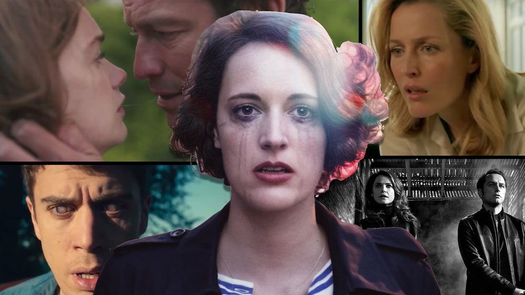 The fall och Black Mirror är två tv-serier du bara inte får missa.