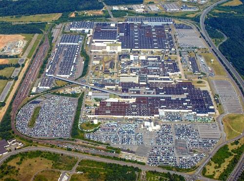 Fabriken i Saarlouis ska fokusera på Focus.