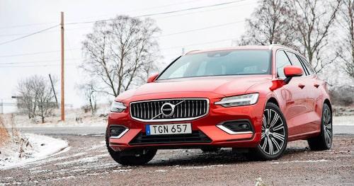 Populäraste bilmodellen i Sverige under maj 2019.