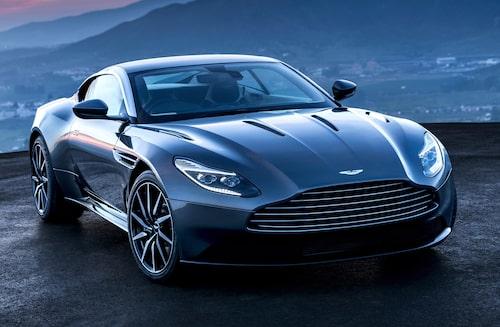 En stor del av Aston Martins framtid hänger på DB9:ans efterträdare DB11, en modell som redan anses vara en succé.