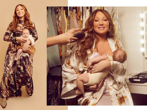 Charlotte Perrelli har fyra söner med fyra olika personligheter.
