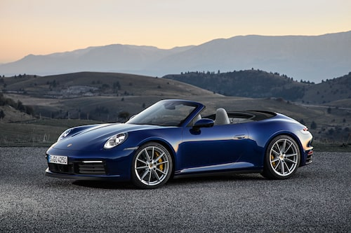 Porsche är nykomling på topp 10-listan över biltillverkare.
