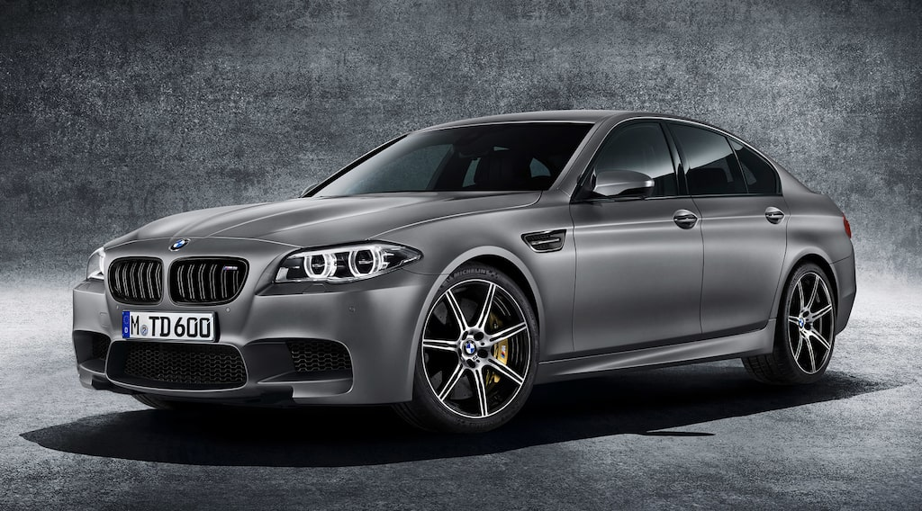 "BMW M5 Special Edition ""30 Jahre M5"""