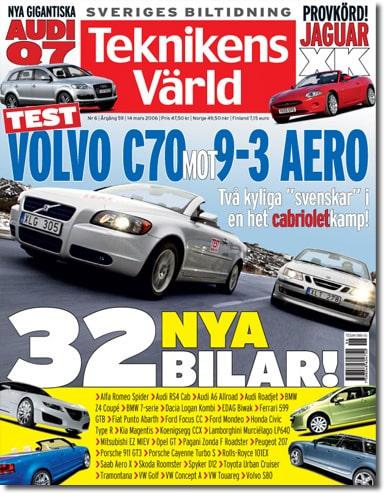 Teknikens Värld nummer 6 / 2006