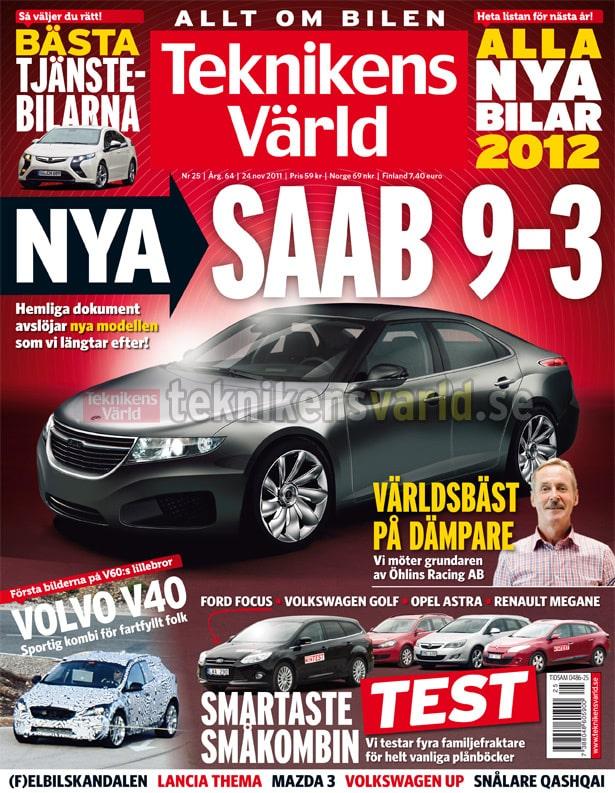 Teknikens Värld nummer 25 / 2011