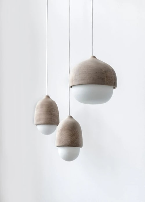 Lamporna Terho från Mater – finsk design när den är som bäst.