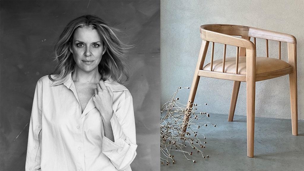 Sofie Breslin är designer och grundare av Miss Oxford Design
