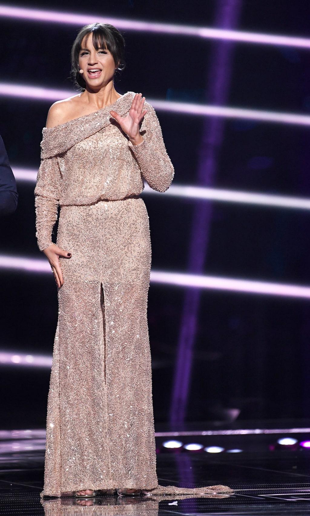 Petra Mede, Eurovision Song Contest, 2016