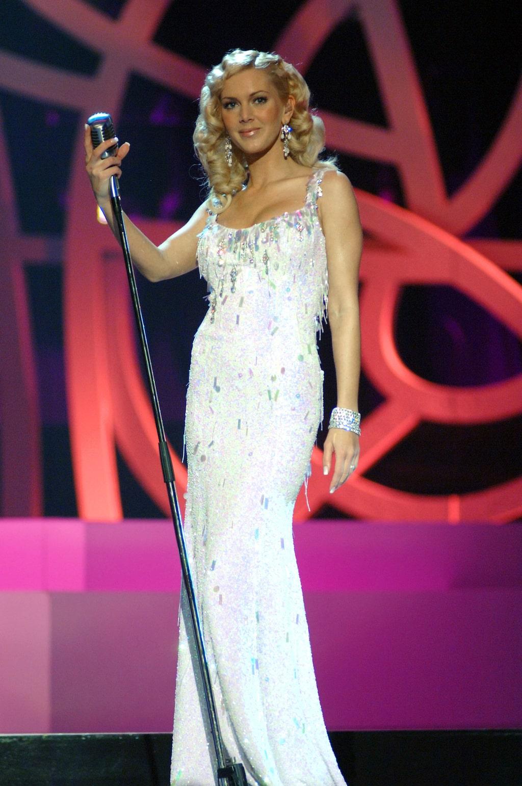 Hannah Graaf, Melodifestivalen, 2006
