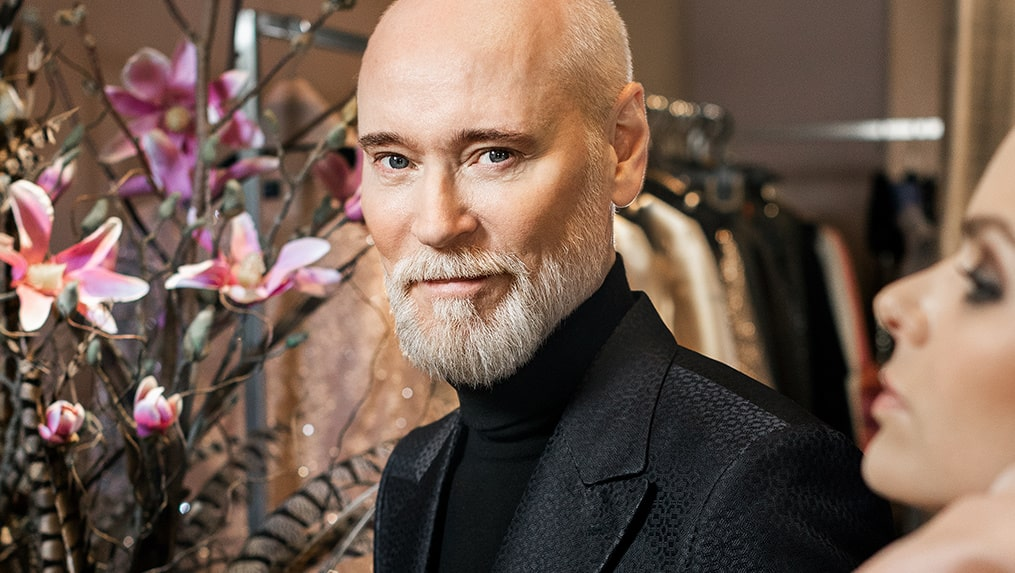 Lars Wallin firar 30 år som designer med självbiografin Avklädd.