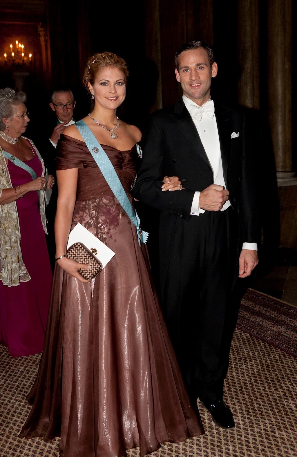 Prinsessan Madeleine på Nobelfesten, 2009