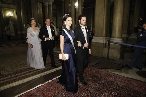 Prinsessan Sofia, statsbesök från Kanada, 2017
