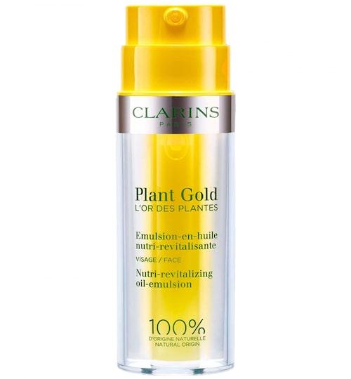 Recension på Plant gold l'or des plantes, Clarins. Klicka på bilden och kom direkt till produkten.