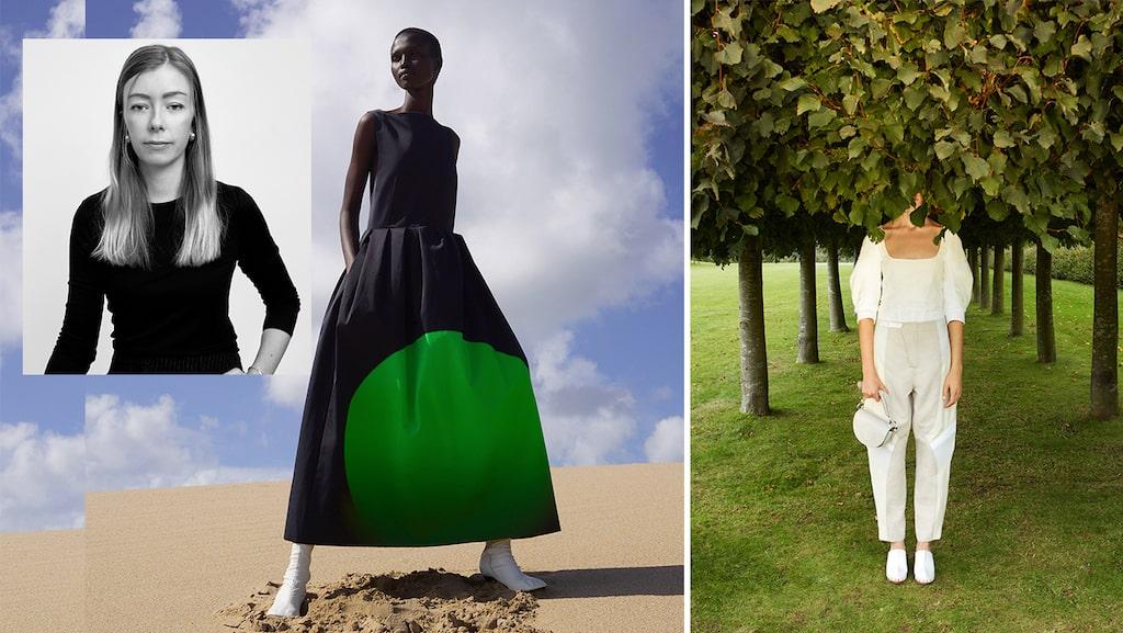 Återvinna kläder eller inte – det är frågan. Marika Cederlund guidar kring återvinning, återvunna material och klädinsamling.
