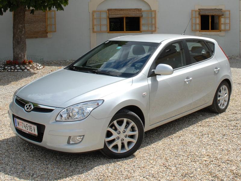 Provkörning av Hyundai i30