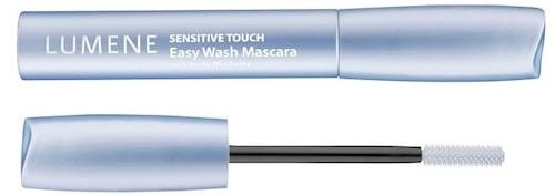 Lumene Sensitive easy wash mascara, 129 kronor.