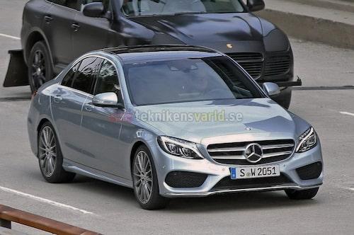 Mercedes C-klass W205