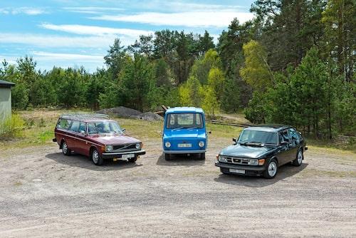 Göteborg, Trollhättan – och Kalmar. Alla har en del i den svenska bilindustrihistorien.
