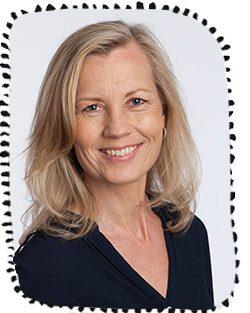 Eva Lyberg, psykolog.